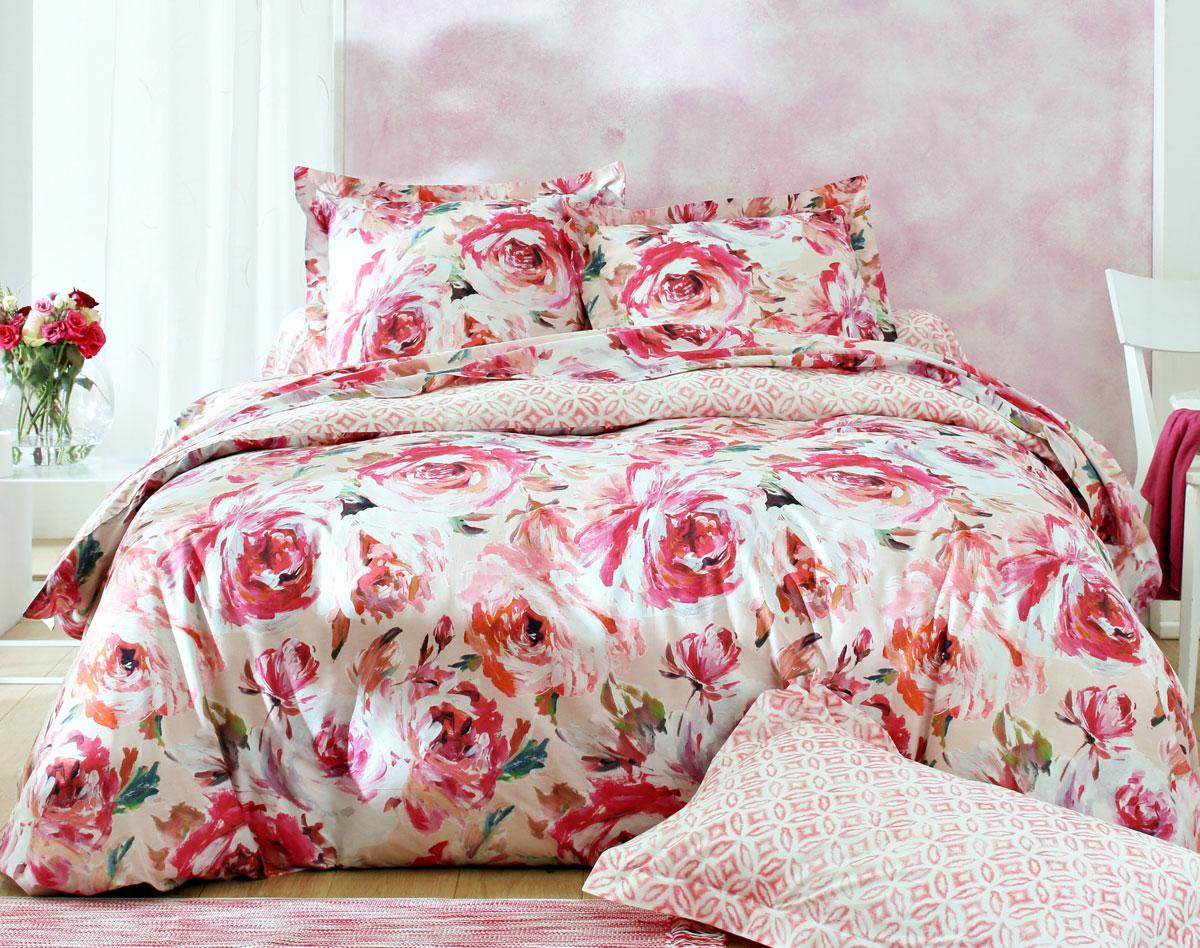 Parures de lit fleurs - Becquet parure de lit ...
