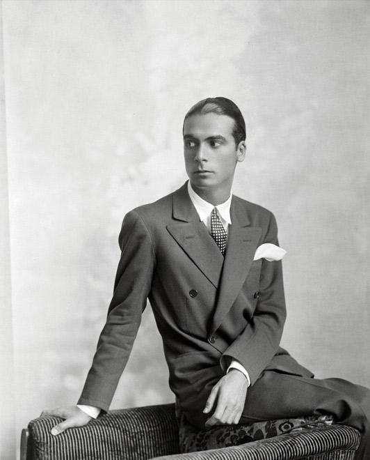 Christobal Balenciaga - photo de Boris Lipnitzki - 1927