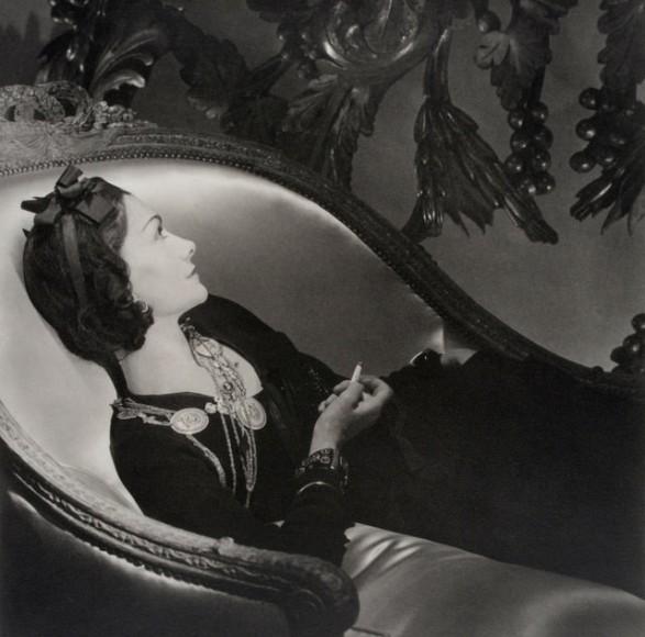Coco Chanel par Horst - 1937