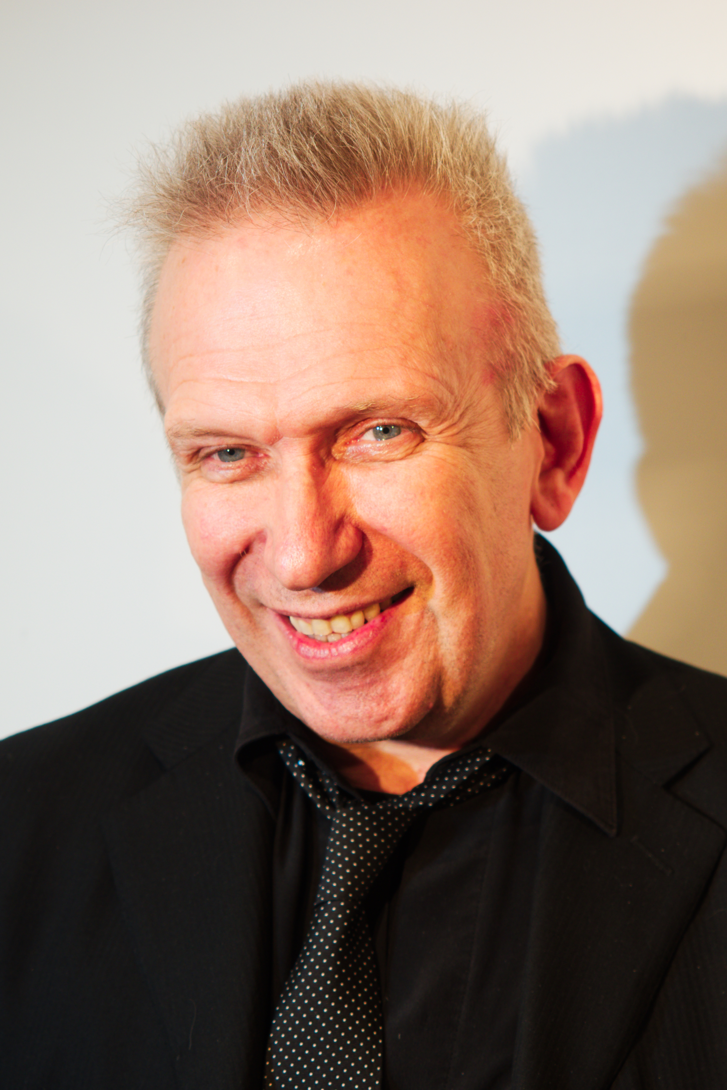 Jean-Paul Gaultier By Netaction (Own work) CC BY-SA  via Wikimedia Commons