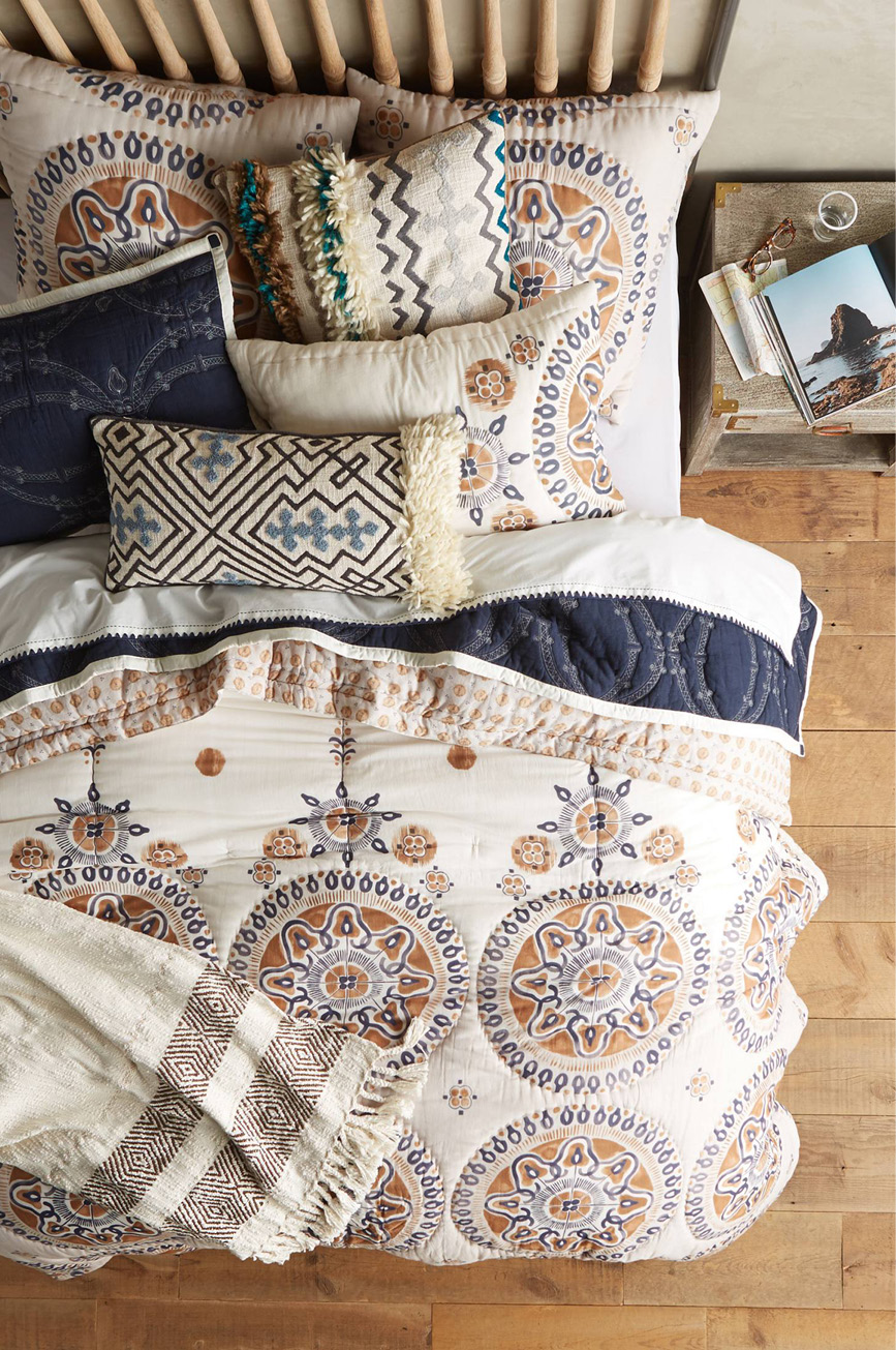 Otsu Quilt // Anthropologie