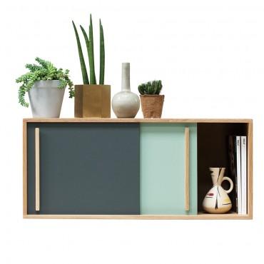 rangement-mural-petit-module-green RIen à cirer