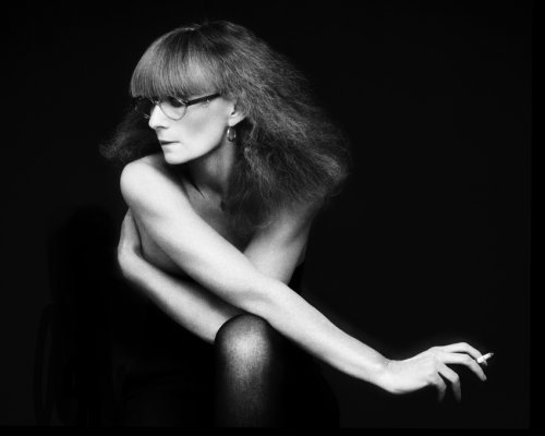 Sonia Rykiel par Dominique Isserman © - 1980