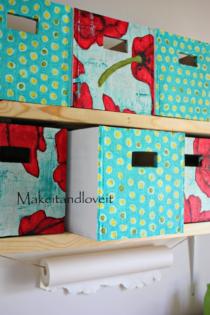 coveredcardboardstorageboxe-Makeit-Loveit