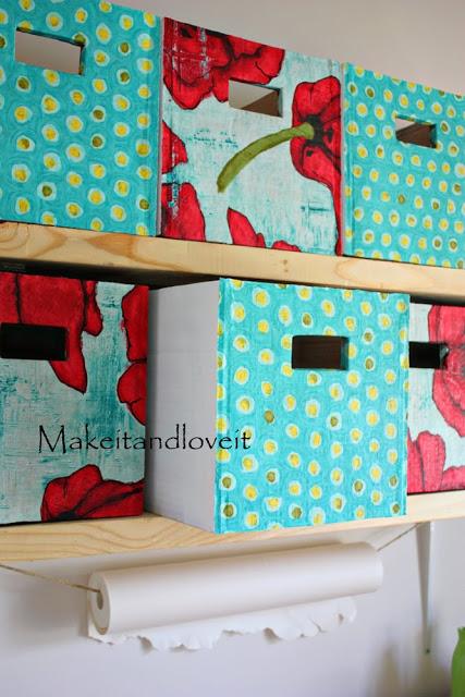 coveredcardboardstorageboxe-Makeit-Loveit