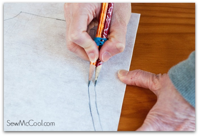 drawing-seam-allowance
