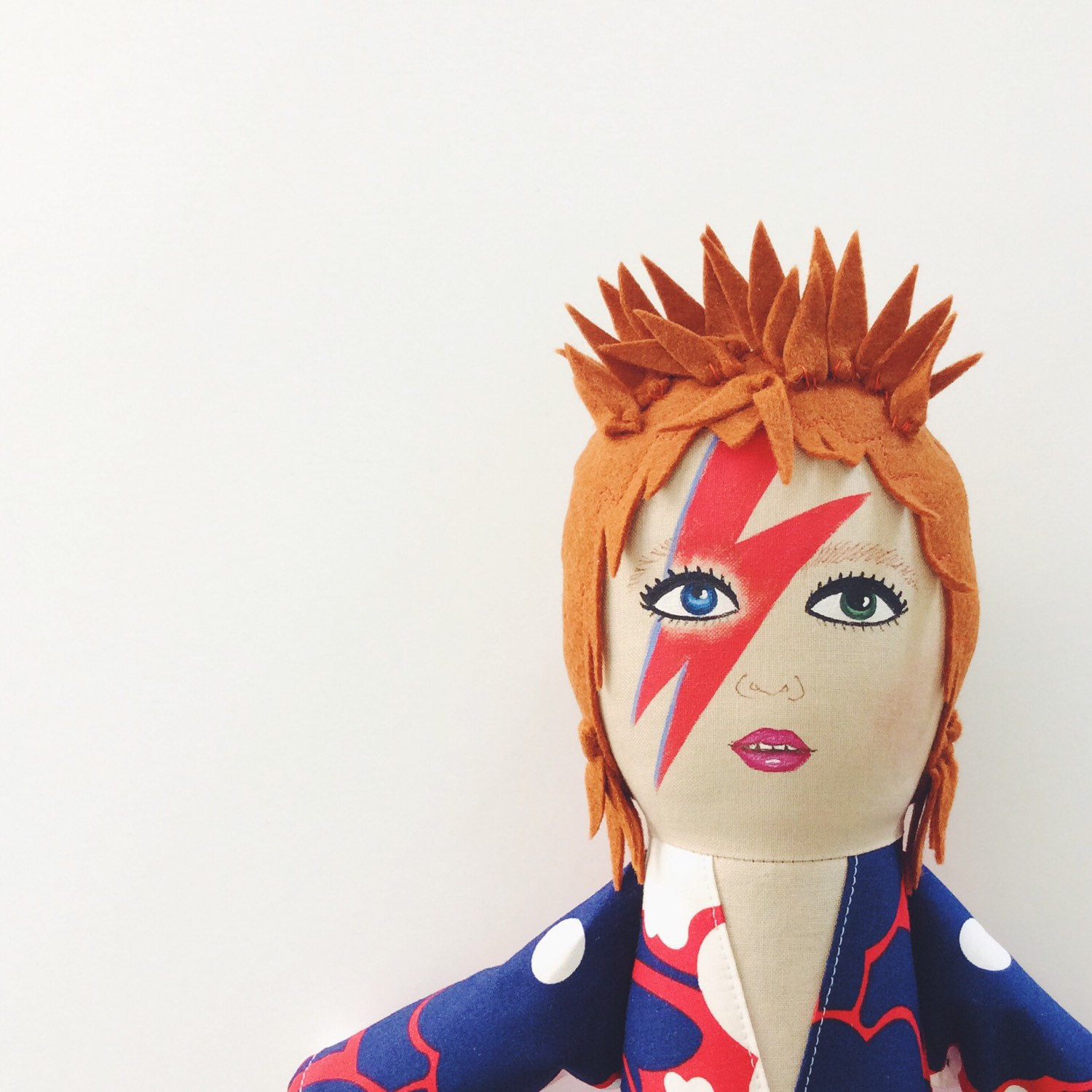 David Bowie Doll