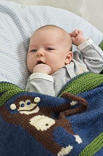 Monkey Blanket