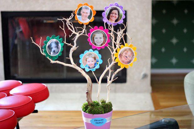 3D DIY Family tree