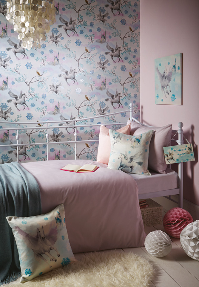 Arthouse Fairytale Wallpaper