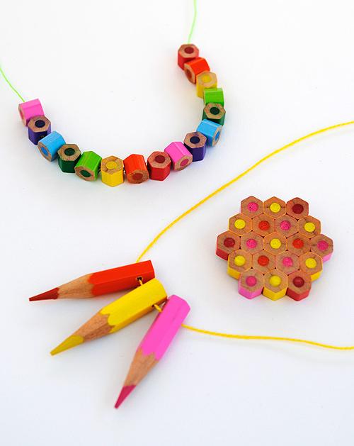 crayon-beads