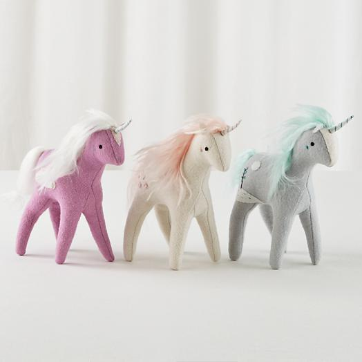 mythical,edition,plush,unicorn,white