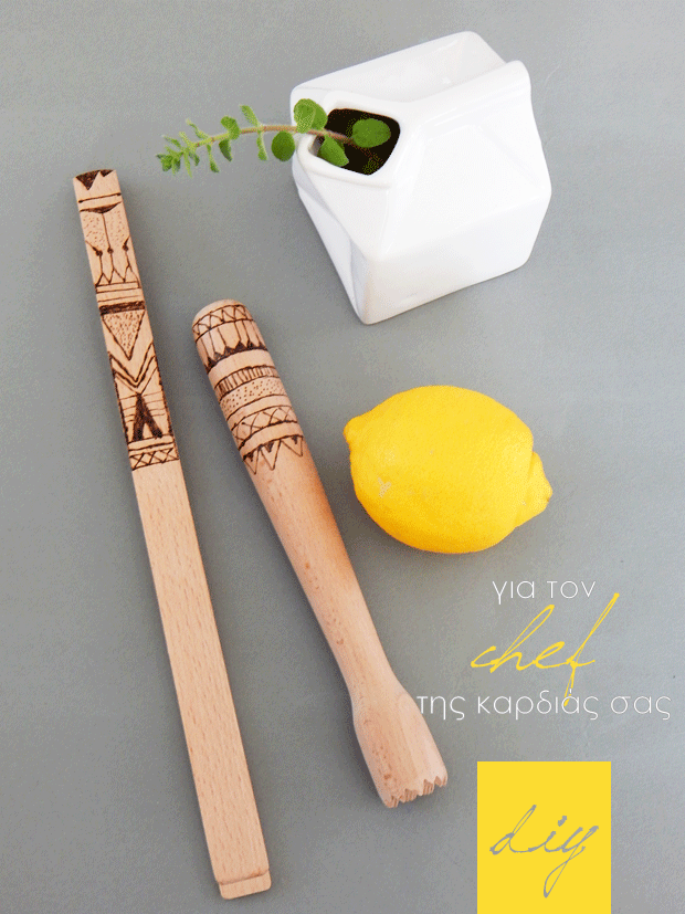 DIY-decorated-wooden-kitchen-utensils