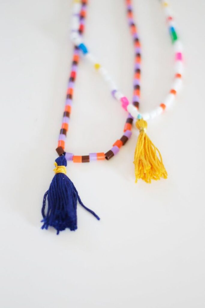 diy-hama-bead-tassel-necklace