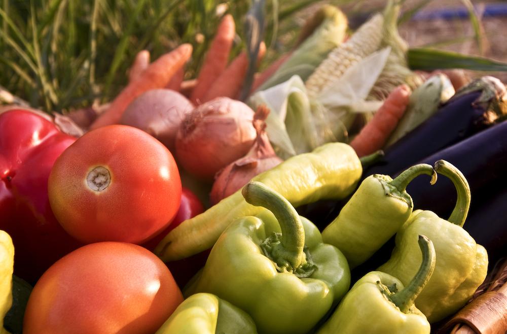 Assortiment de légumes