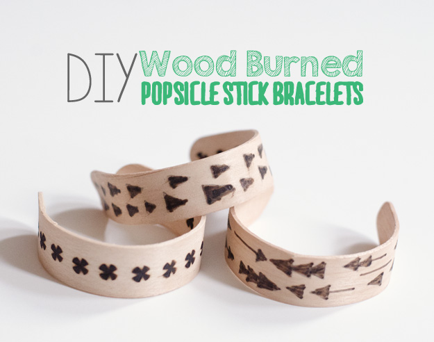 happinessiscreating-wood-burned-popsicle-stick-bracelets