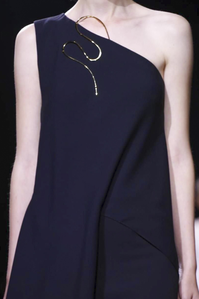 Vionnet Show Ready to Wear Collection Spring Summer 2016 in Paris