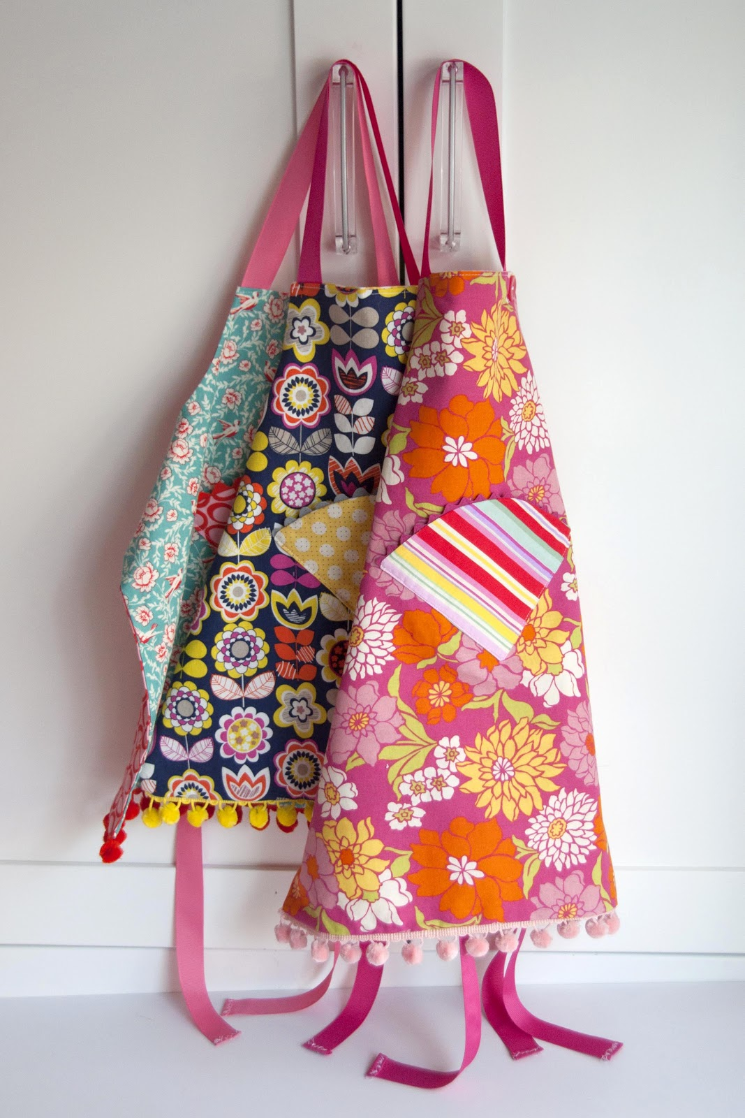 Fat Quarter Childs Apron Tutorial_aetheticnest