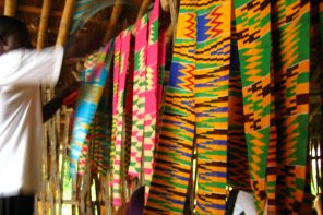 Kente Cloth-vickisee
