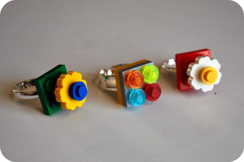 Lego Rings--Flower4