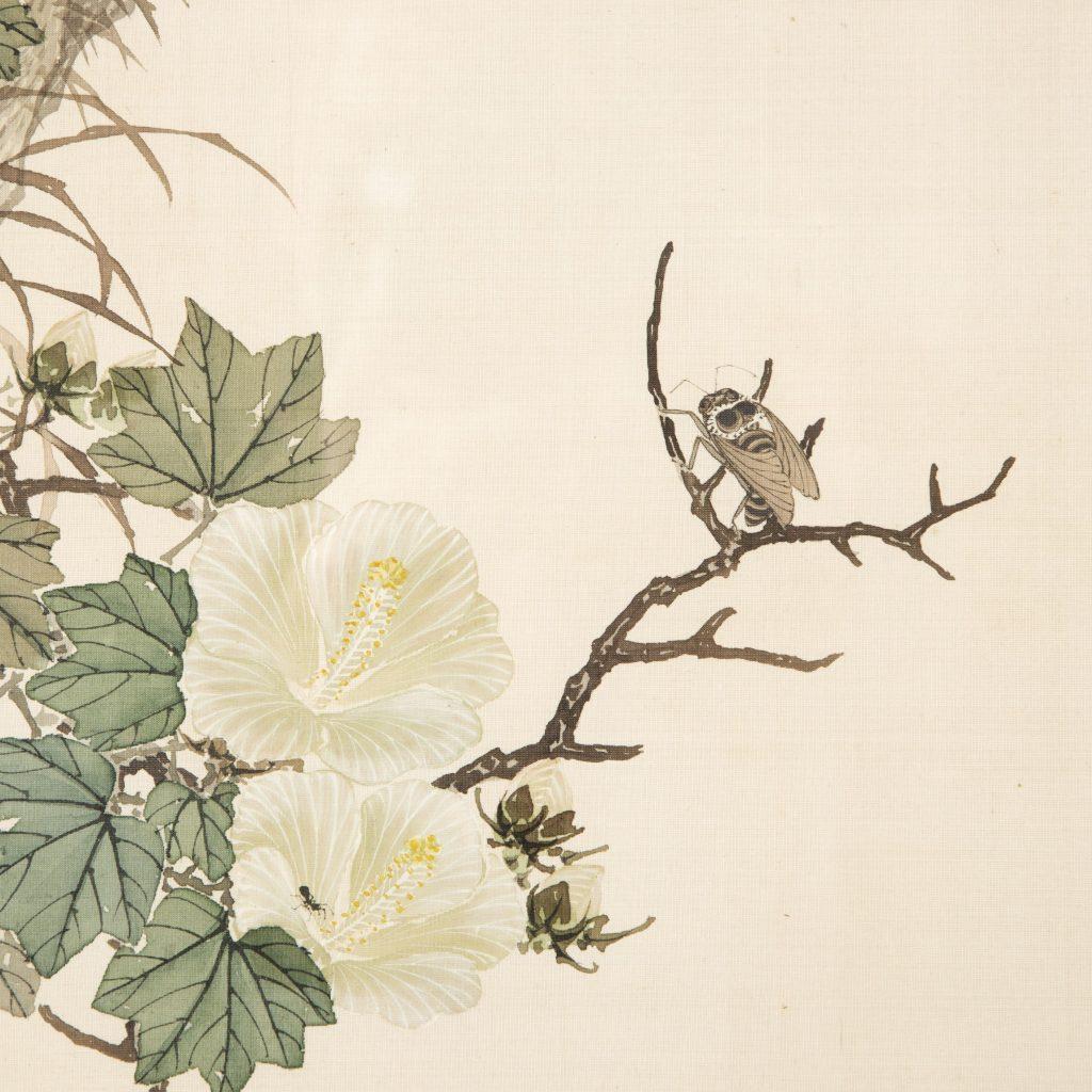 La peinture sur soie for Peinture sur soie facile