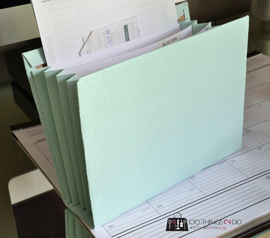 Accordion-folder-100things2do