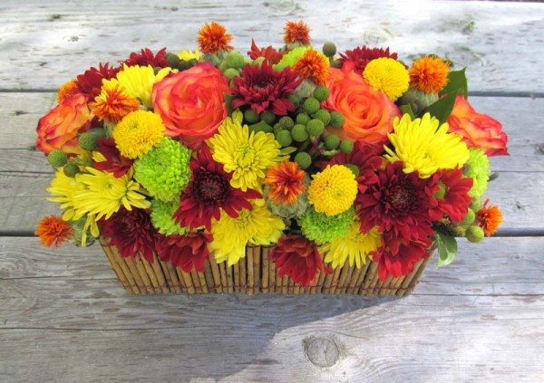 DIY-Fall-Wedding-Flower-Centerpiece