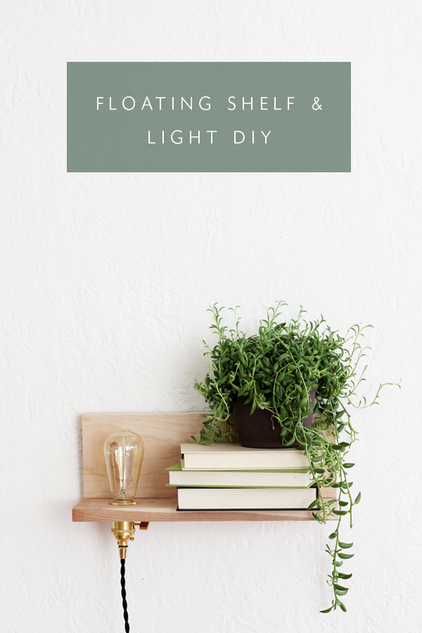 floating-shelf-and-light-DIY-coco-kelley