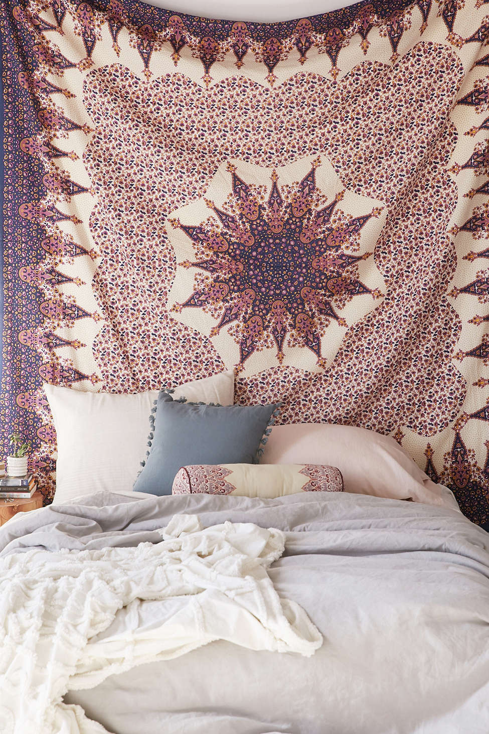 Magical Thinking Paisley Medallion Tapestry // Urban Outfitters