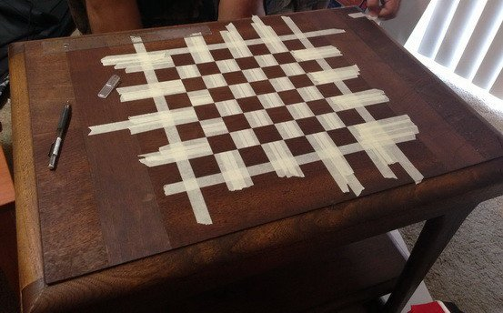 How-To-Make-A-Chess-Board-From-An-Old-Table_05