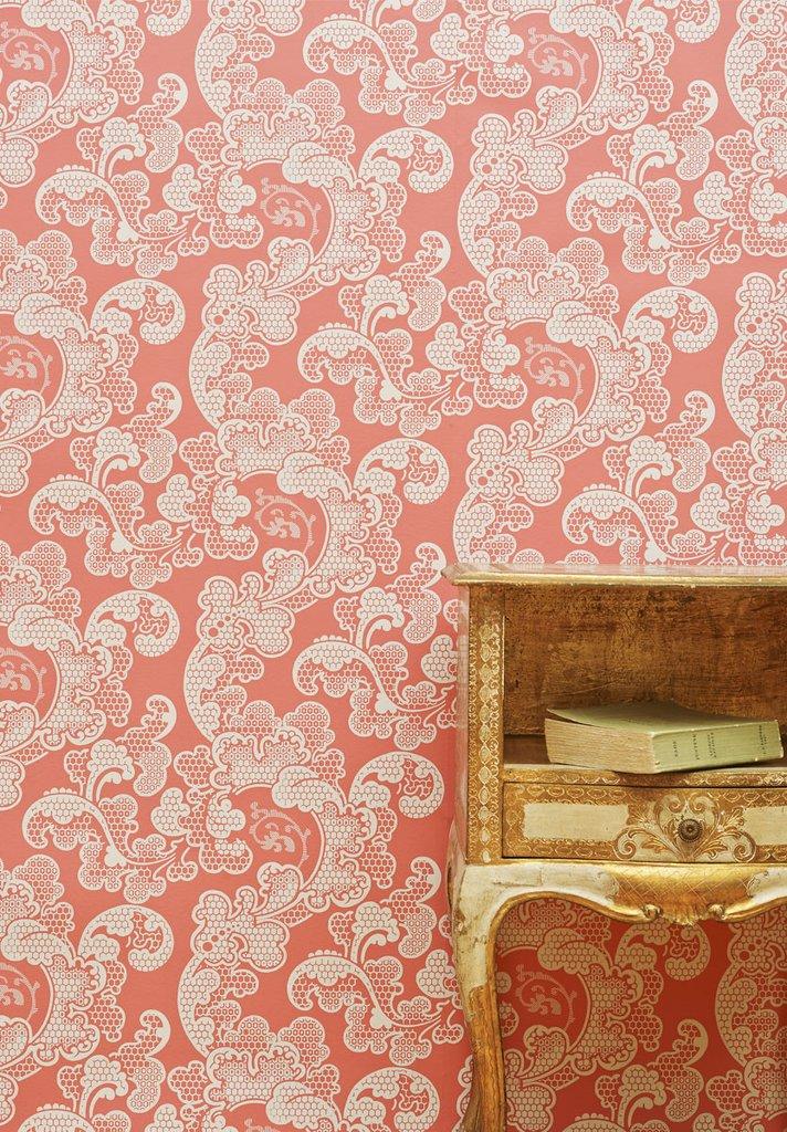 la maison isidore leroy revisite son catalogue de papiers peints historiques plumetis magazine. Black Bedroom Furniture Sets. Home Design Ideas
