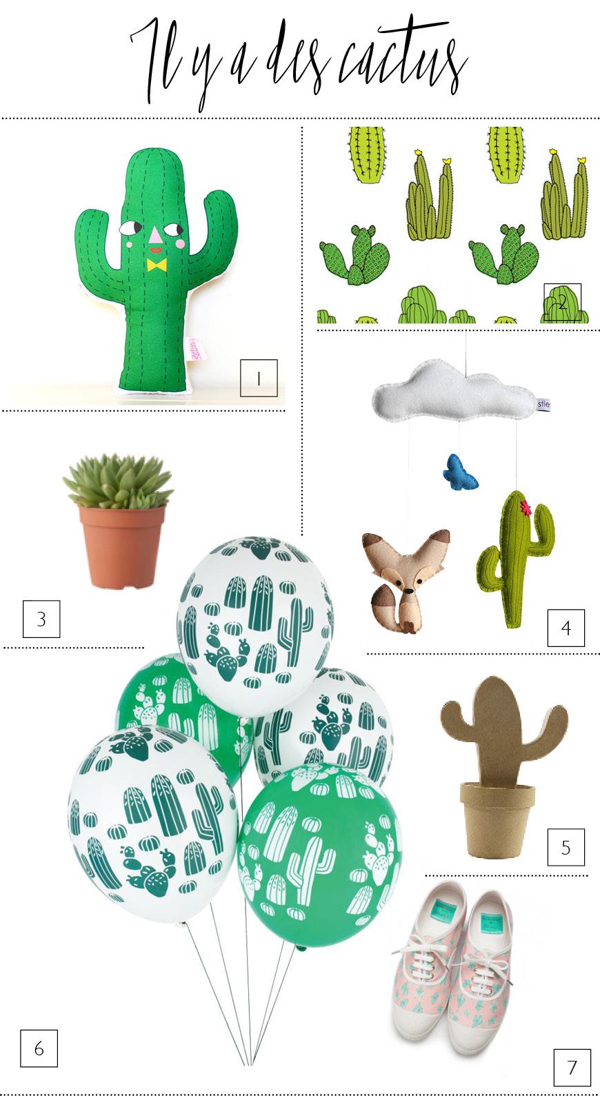 Dans Leur Chambre Il Y A Des Cactus Plumetis Magazine
