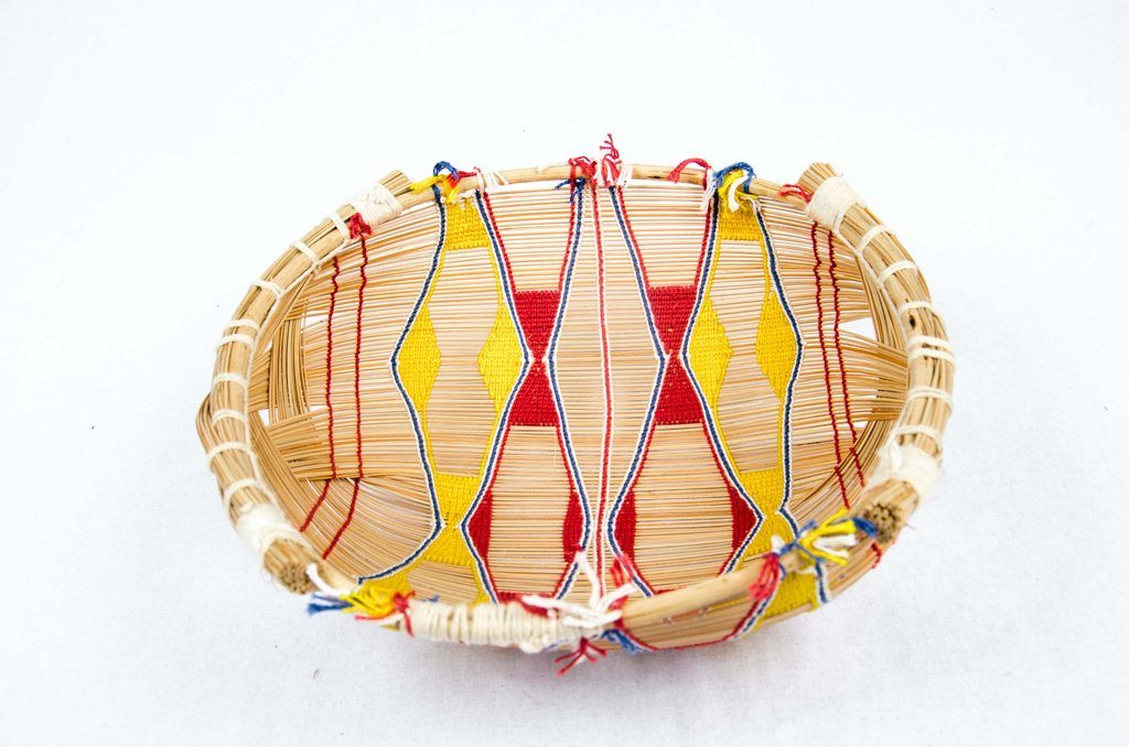 Xingu Fishing Basket-xapiri