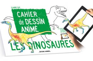 cahier-dessin-anime-dinosaures