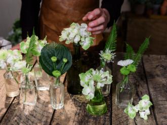 diy-bouquet-hortensias