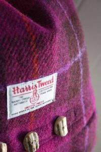 foxglove-harris-tweed-cushion-mansefieldstudios