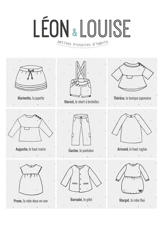 leon-louise-habits-enfants