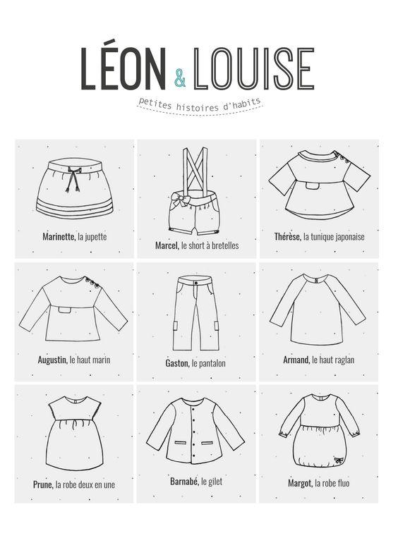 leon-louise-habits-enfants