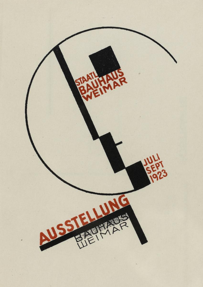 L'esprit du Bauhaus - Musée des Arts décoratifs, Paris