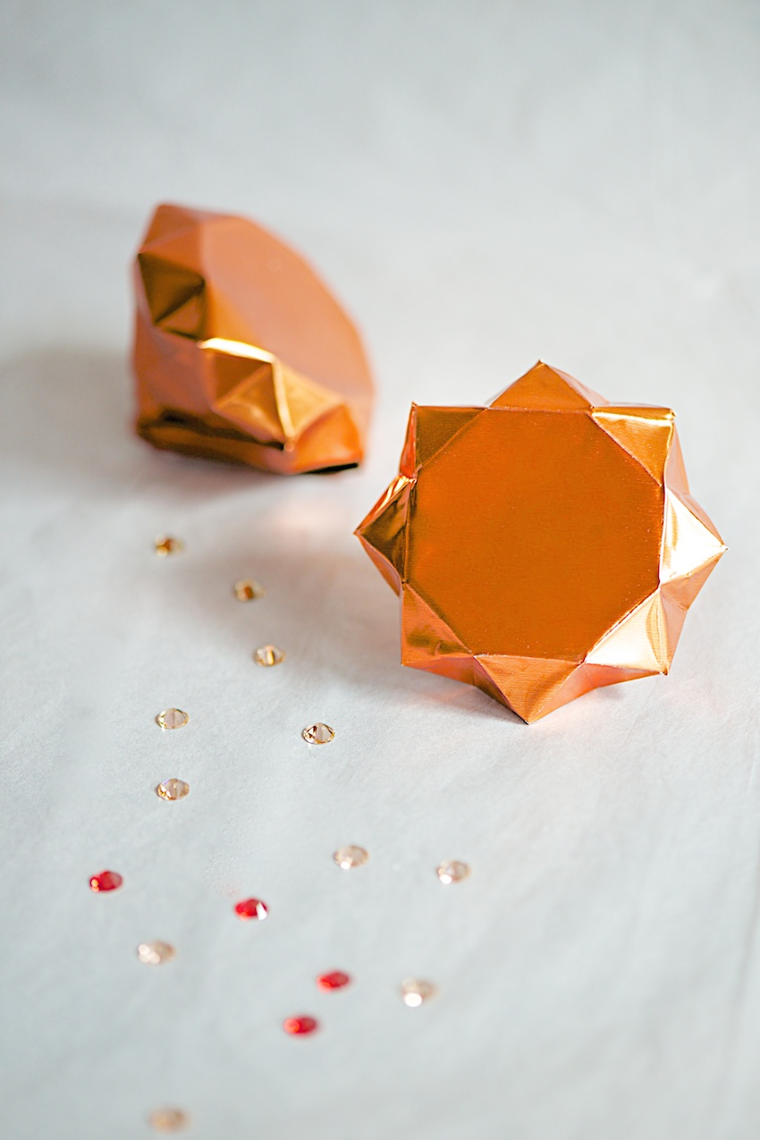 copper diamond © lebenlustiger.com