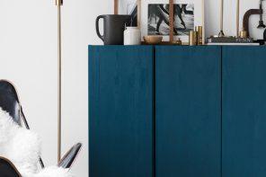 peindre le mur en 2 couleurs. Black Bedroom Furniture Sets. Home Design Ideas