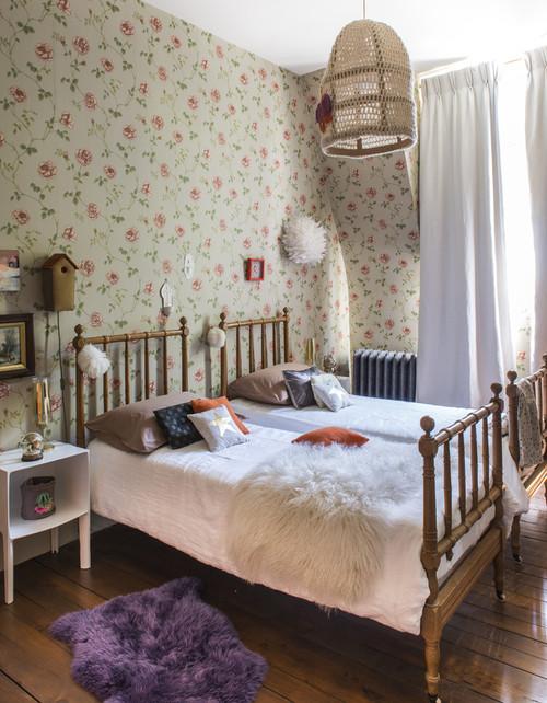 7 chambres d 39 enfant boh mes d couvrir sur houzz plumetis magazine. Black Bedroom Furniture Sets. Home Design Ideas