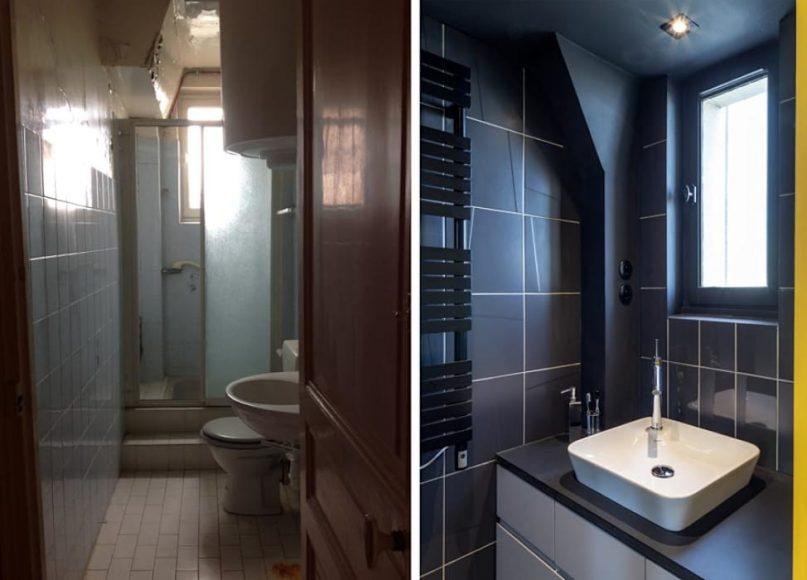 createurs d interieur avant apres-salle-de-bain