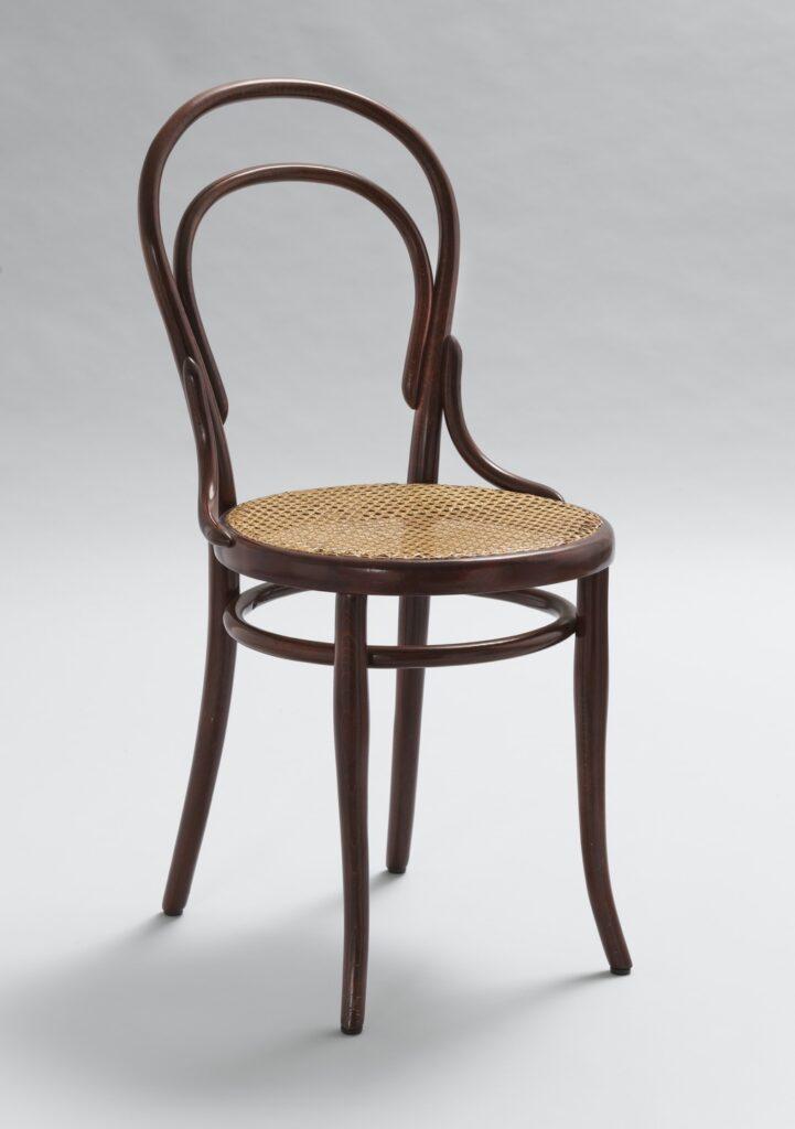 No 14 Chair ~ Le cannage refait sa déco plumetis magazine