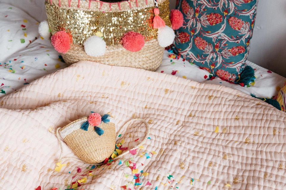 les beaux habits du dimanche louise misha x monoprix. Black Bedroom Furniture Sets. Home Design Ideas