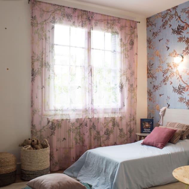 une chambre d 39 enfant pour voir la vie en bleu ou rose plumetis magazine. Black Bedroom Furniture Sets. Home Design Ideas