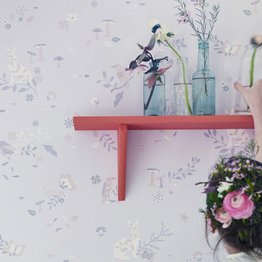 Deco Chambre Peinture Verte : Dans la chambre de Tistou  Plumetis Magazine