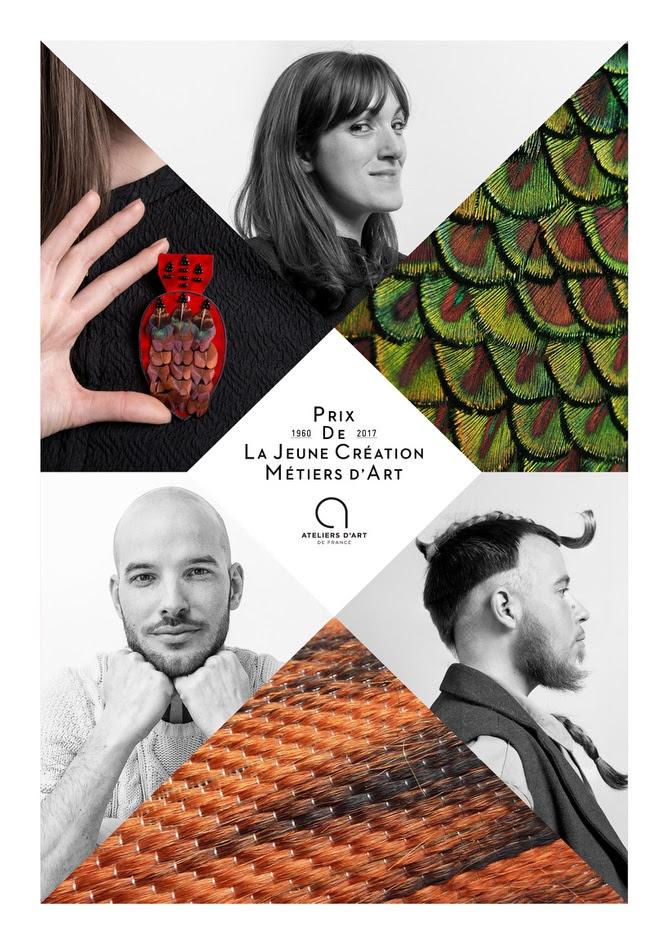 Exposition des lauréats du Prix de la Jeune Création Métiers d'art