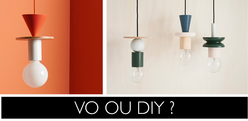 vo ou diy des suspensions en bois plumetis magazine. Black Bedroom Furniture Sets. Home Design Ideas