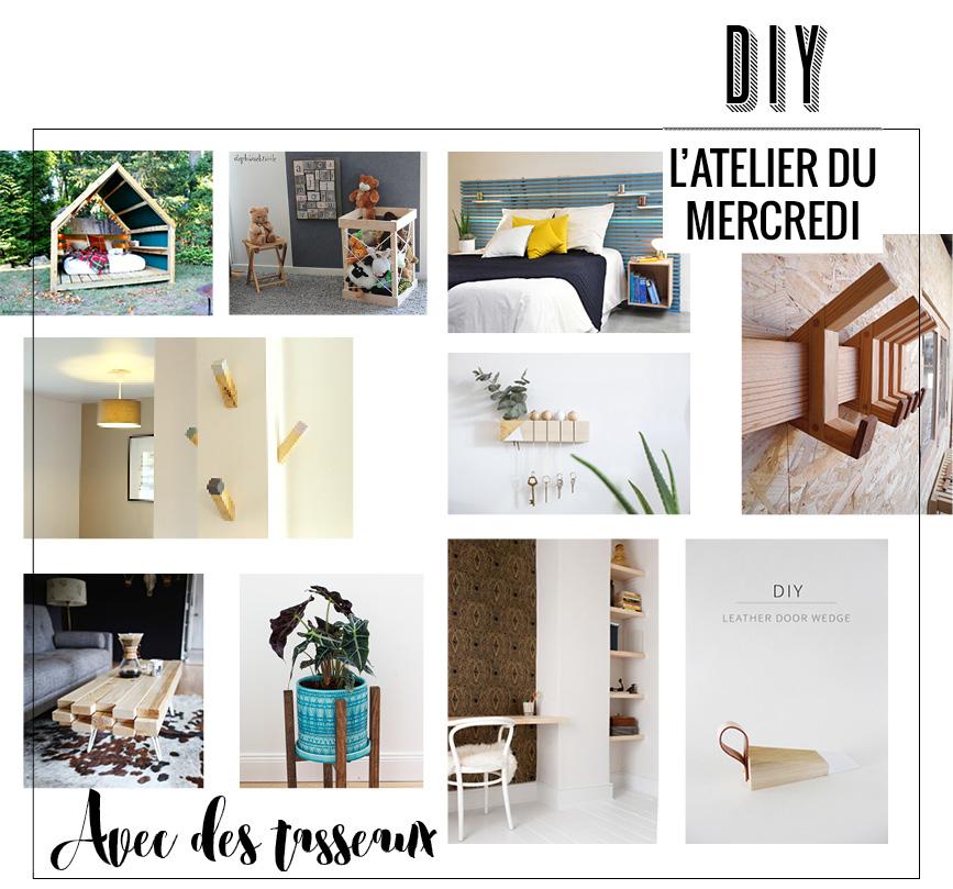 L Atelier Du Mercredi Avec Des Tasseaux Plumetis Magazine